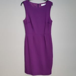 Trina Turk purple dress, sz S